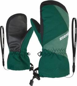 Ziener Agilo AS Mitten Skihandschuhe spruce green/washed spruce green (Junior) (801906-894246)