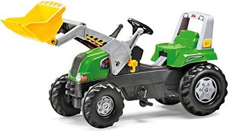 Lego duplo großer traktor anhänger legoville grün frontlader