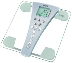 Tanita BC-543 electronic body analyser scale