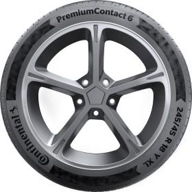 1x Continental PremiumContact 6 FR 255//40 R17 94Y Sommerreifen