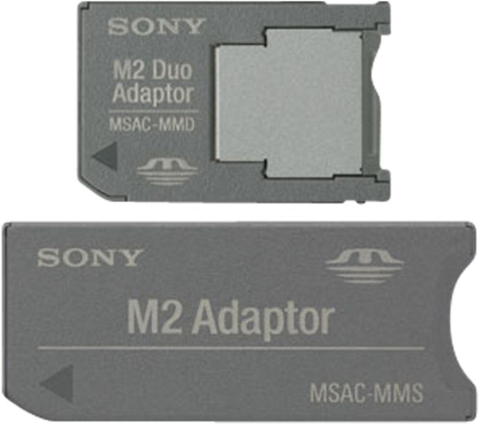 Sony Memory Stick Micro Adapter (MSAC-MMDS)