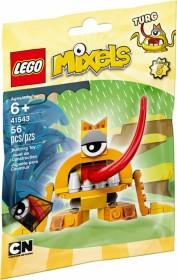 LEGO Mixels Lixers Serie 5 - Turg (41543)