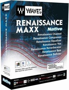 Waves Renaissance Maxx Bundle (Native) (PC/MAC)