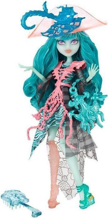 Mattel Monster High Haunted Student Spirits Vandala Doubloons Doll (CDC31)