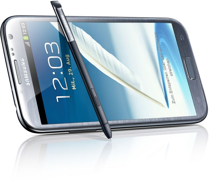 Samsung Galaxy Note 2 N7100 16GB grau