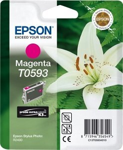 Epson Tinte T0593 magenta (C13T05934010)