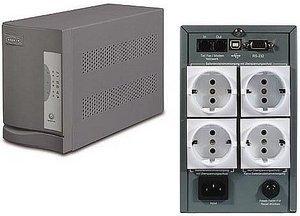 Belkin uniwersalny UPS 800VA/450W (F6C800deUNV)
