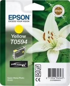Epson Tinte T0594 gelb (C13T05944010)