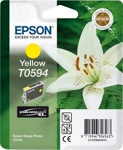 Epson T0594 Tinte gelb (C13T05944010)