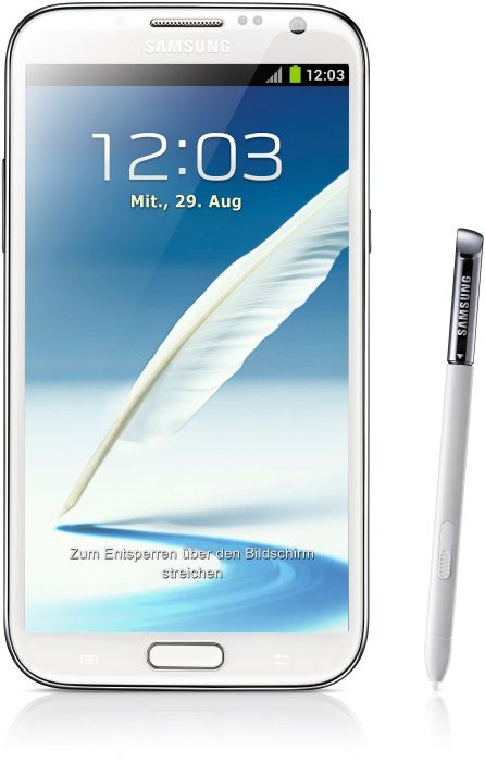 Samsung Galaxy Note 2 N7100 64GB weiß