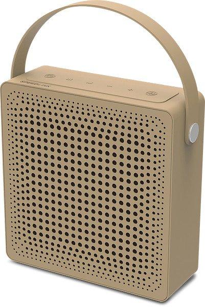 Speedlink PLAYAWAVE Outdoor Stereo Speaker braun (SL-890007-BNBN)