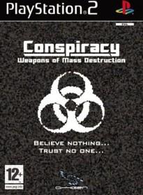 Conspiracy: Weapons of Mass Destruction (WMD) (PS2)