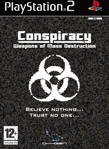 Conspiracy: Weapons of Mass Destruction (WMD) (deutsch) (PS2) -- via Amazon Partnerprogramm