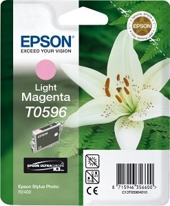 Epson T0596 Tinte magenta hell (C13T05964010)