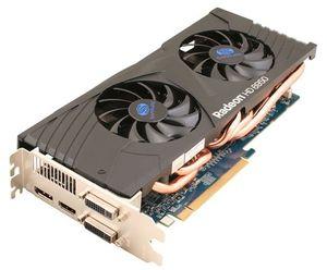 Sapphire Radeon HD 6950 OC, 2GB GDDR5, 2x DVI, HDMI, DisplayPort, lite retail (11188-22-20G)
