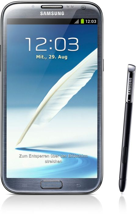 Samsung Galaxy Note 2 N7100 64GB grau