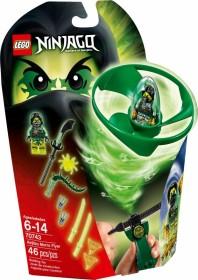 LEGO Ninjago - Airjitzu Morro Flieger (70743)