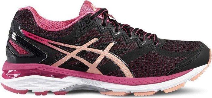 Asics GT-2000 4 black/peach melba/sport pink (Damen) (T656N-9076) ab € 45,99