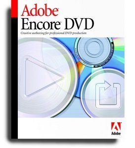 Adobe: Encore DVD 1.0 (angielski) (PC) (22030001)