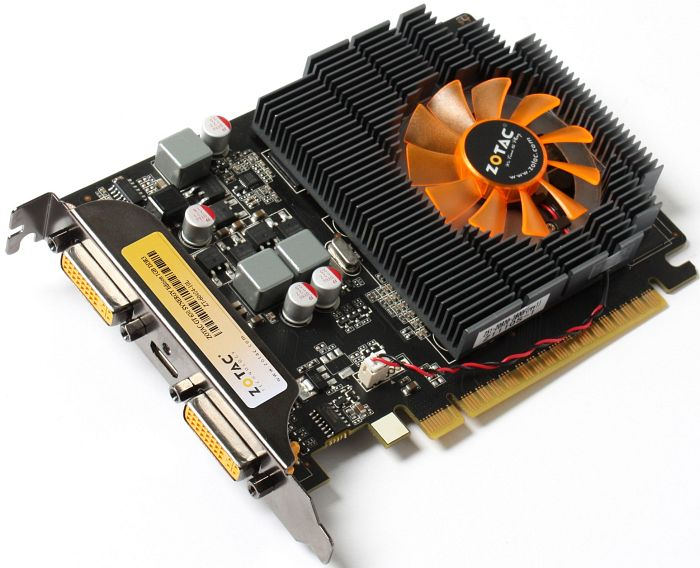 Zotac GeForce GT 630 Synergy Edition, 1GB DDR3, 2x DVI, mini HDMI (ZT-60404-10L)