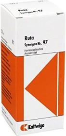 Synergon Nr. 97 Ruta Tropfen, 50ml