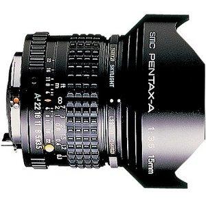 Pentax smc A 16mm 2.8 black