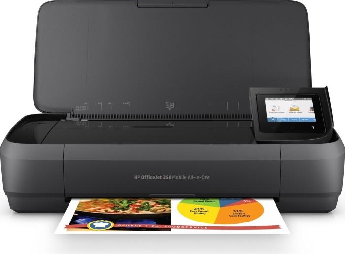 HP OfficeJet 250 Mobile, Tinte (CZ992A)