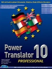 Abitz PowerTranslator Professional 10.0 (multilingual) (PC)
