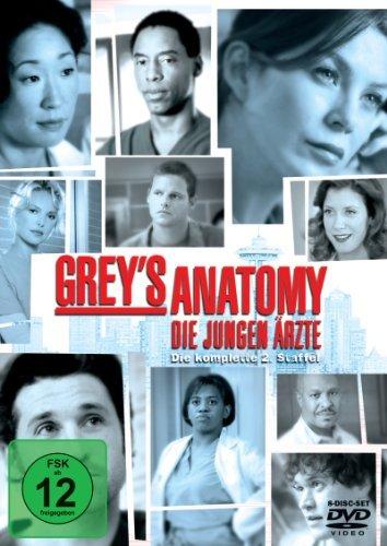 Grey's Anatomy - Die jungen Ärzte Season 2 -- via Amazon Partnerprogramm