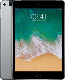 Apple iPad mini 4 64GB, LTE, Apple SIM, Space Gray (MK892FD/A)