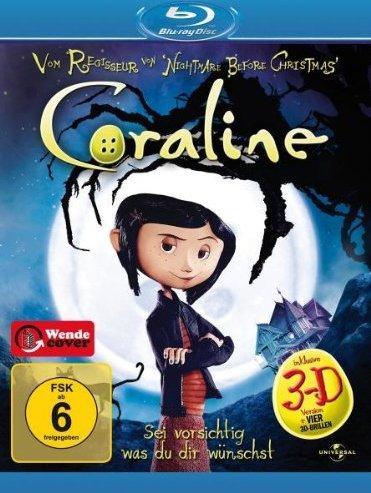 Coraline (3D) (Blu-ray) -- via Amazon Partnerprogramm