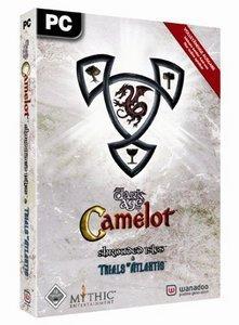Dark Age of Camelot: Bundle (inkl. Shrouded Isles & Trials of Atlantis) (MMOG) (niemiecki) (PC)