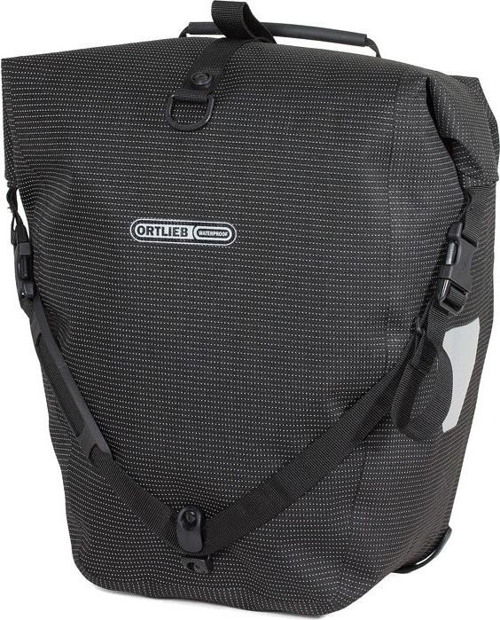 Ortlieb Back-Scooter High Visibility luggage bag black (F5152)