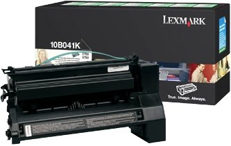 Lexmark 10B041K Return Toner black