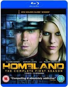 Homeland Season 1 (Blu-ray) (UK)