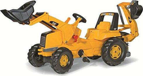 Rolly toys rollyjunior cat trettraktor mit frontlader und