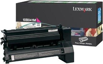Lexmark 10B041M toner zwrotny purpurowy