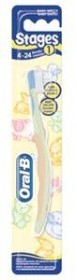 Oral-B Stages 1 children-toothbrush