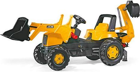 Rolly toys rollyjunior jcb trettraktor mit frontlader und