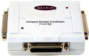 Belkin Autoumschalter (F1U115GE)