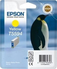 Epson ink T5594 yellow (C13T55944010)