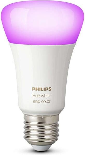 Philips Hue White and Color Ambiance Single LED-Bulb E27 10W (8718696592984) -- via Amazon Partnerprogramm