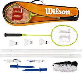 Wilson Badmintonracket n4 (WRT872700) -- via Amazon Partnerprogramm