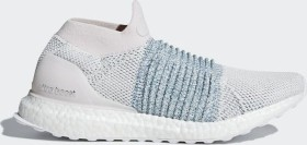 adidas Ultra Boost Laceless orchid tint/ftwr white/aero green (Damen) (BY8906)