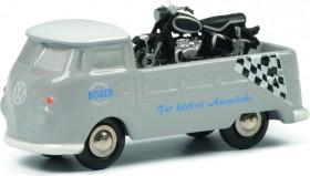 Schuco Piccolo VW T1 Motorrad Service (450563500)
