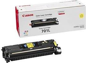 Canon Toner 701LY gelb (9288A003)