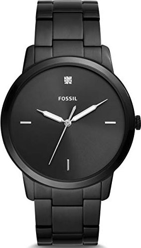 Fossil The Minimalist carbon Series FS5455