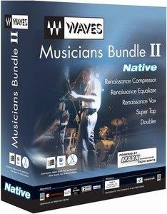 Waves: Musicians Bundle II (Native) (PC/MAC)