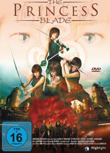 The Princess Blade -- via Amazon Partnerprogramm