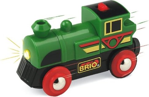BRIO Battery Powered Engine (33222) -- via Amazon Partnerprogramm